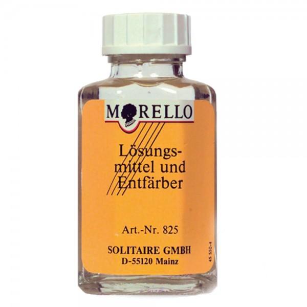 Morello Lederreiniger Lösungsmittel und Entfärber für Leder