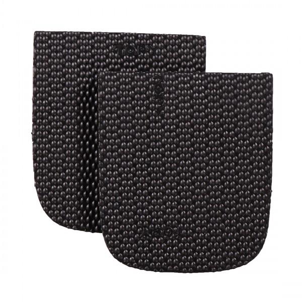 Absatz für Damenschuhe aus abriebfestem Gummi