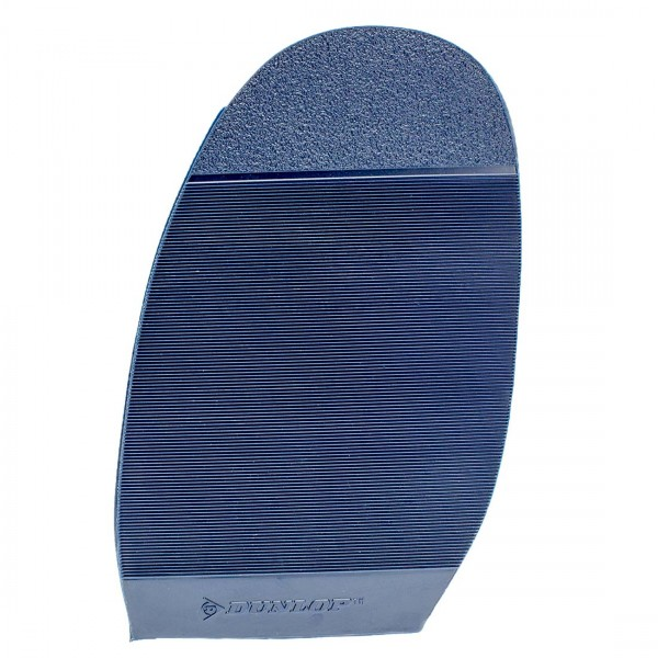Schuhsohle Dunlop Slick Halbsohle blau Schuhsohlen günstig reparieren