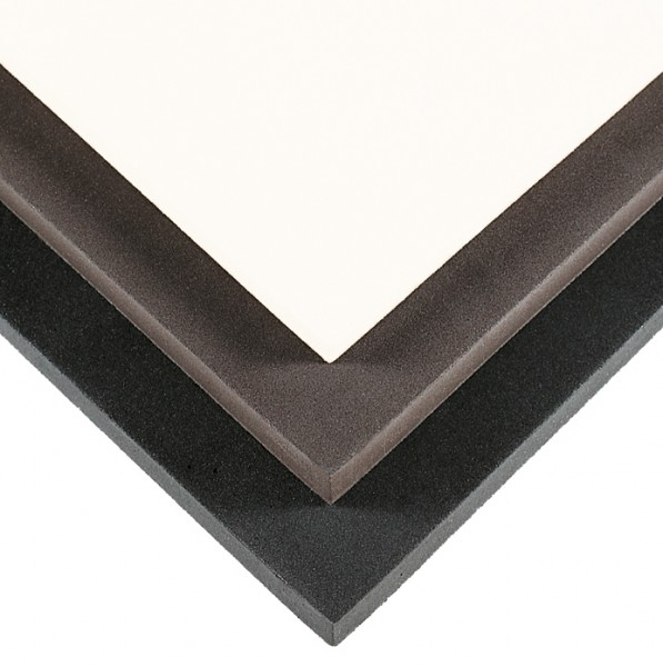 Aufbauplatte (Streifen 250x600mm) EVA zur Anfertigung von Schuherhöhungen (3 Farben zur Auswahl)