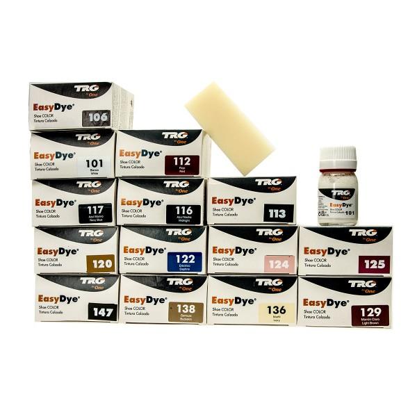 TRG Easy Dye Lederfarbe zur Farbauffrischung von Lederprodukten