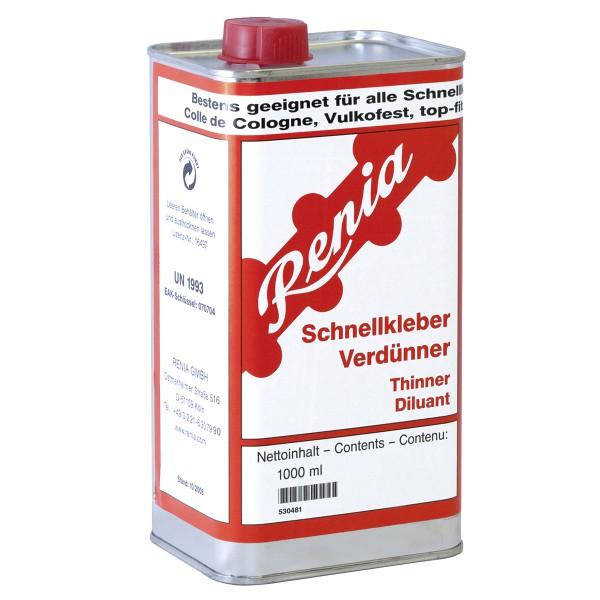 Renia Schnellkleber Verdünner 1 Liter