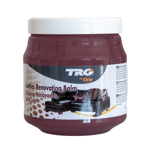 TRG Lederbalsam braun 139 Lederpflege zur Restauration von Glattleder 300ml