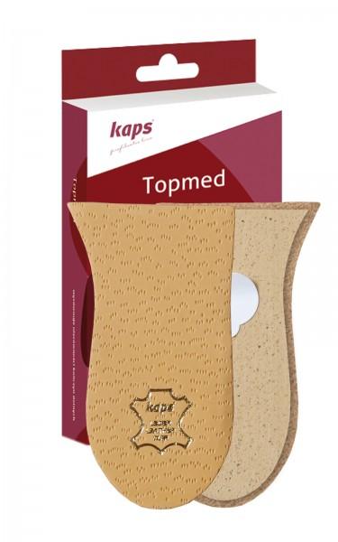 """KAPS """"Topmed"""" 10mm Fersenpolster - Fersenkeile zur Beinverlängerung"""