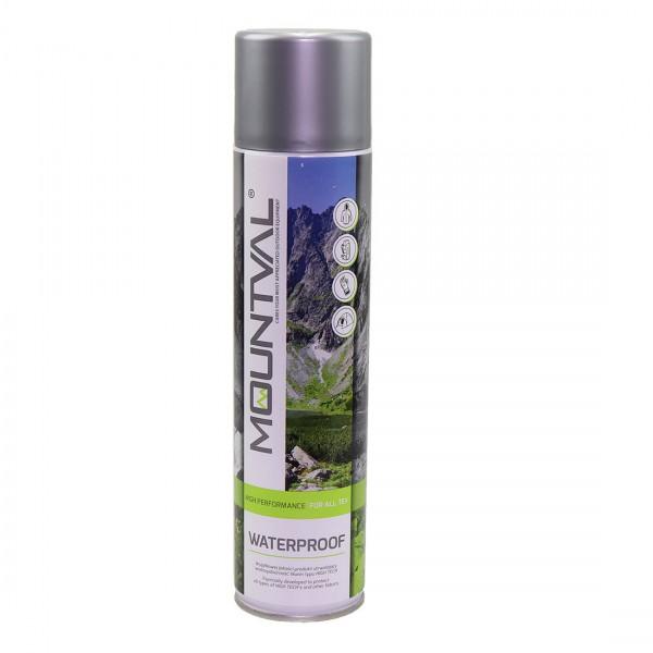 Mountval Waterproof - Imprägnierspray gegen Nässe und Schmutz