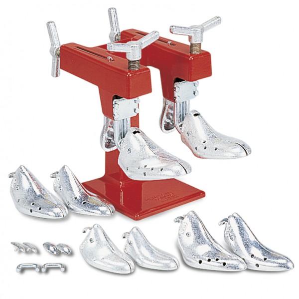 Doppelschuhweiter zum Dehnen von Schuhen