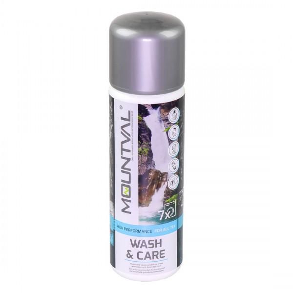 Mountval Wash & Care – Imprägnierwaschmittel