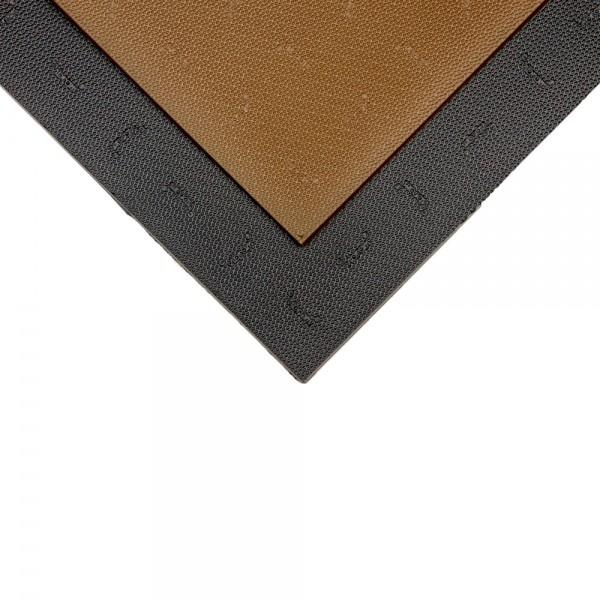 Vibram Absatzplatte 07179 Dupla Kompaktgummiplatte