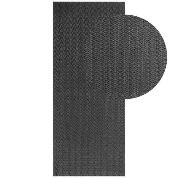 Sohlengummi groß 3,5 mm, 580 x 250mm Wellenprofil