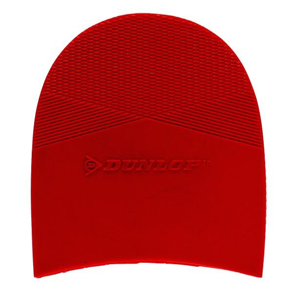 Dunlop Slick Absatz rot 7 mm Schuhreparatur Absatzreparatur günstig