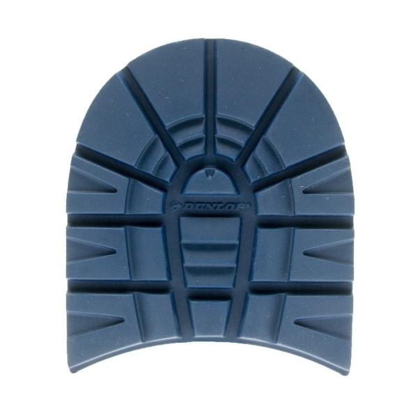 Herren Schuhabsatz Dunlop Winter Absatz grobes Profil blau
