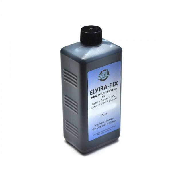 Elvira Fix Absatzkantenfarbe Ausputzfarbe 500ml