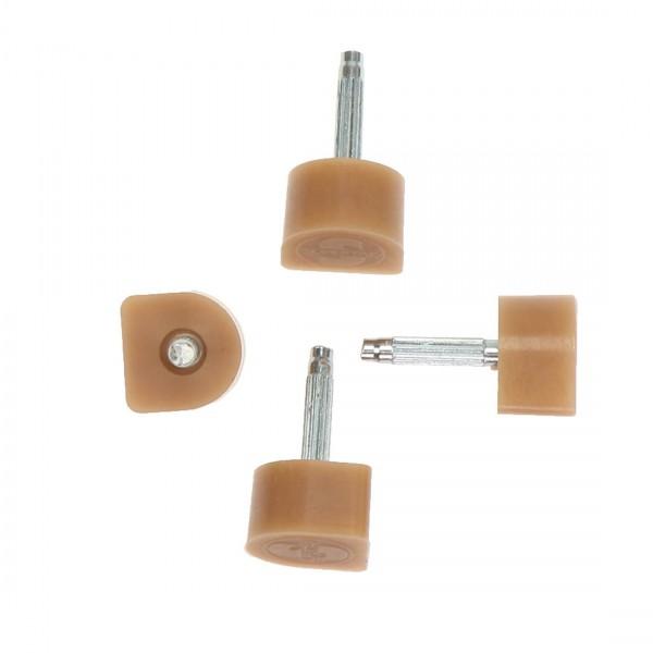 Supertap Stiftabsätze 2 Paar / 2,2mm Stift - hell