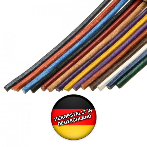 Rundlederriemchen 100 cm (Auswahl)