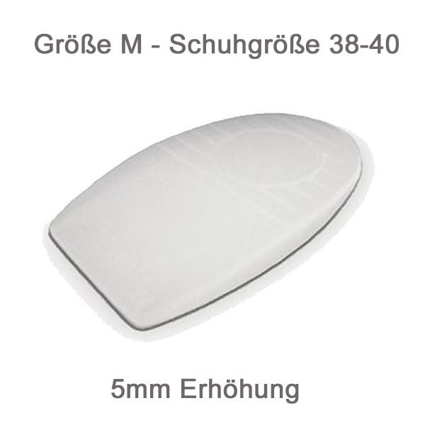 Orpedo 5mm Silikon Längenausgleich Größe M Calcavit 740 Orthopedie