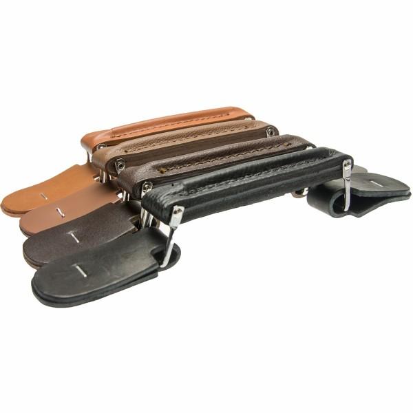 Echt Leder Taschengriff Art. 46 Koffergriff Mappengriff