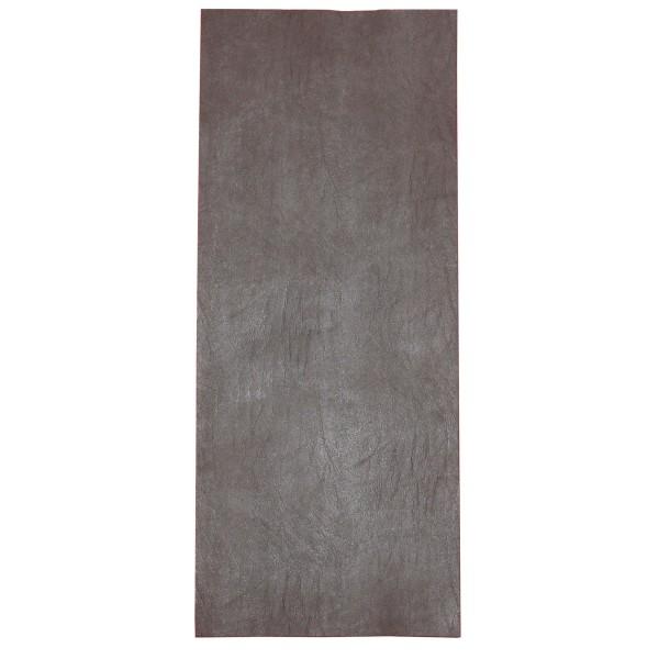 Sohlengummi groß 2,7 mm , glatt, schwarzbraun