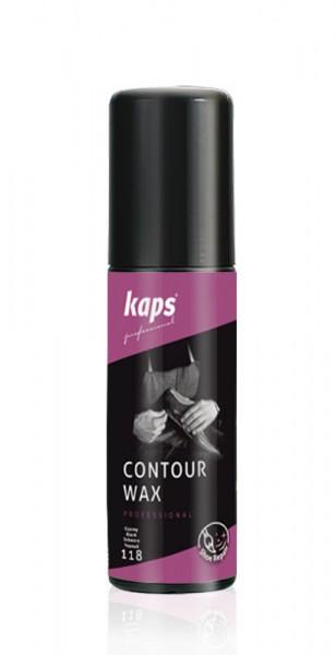Kaps Contour Wax Sohlen und Absatzfarbe