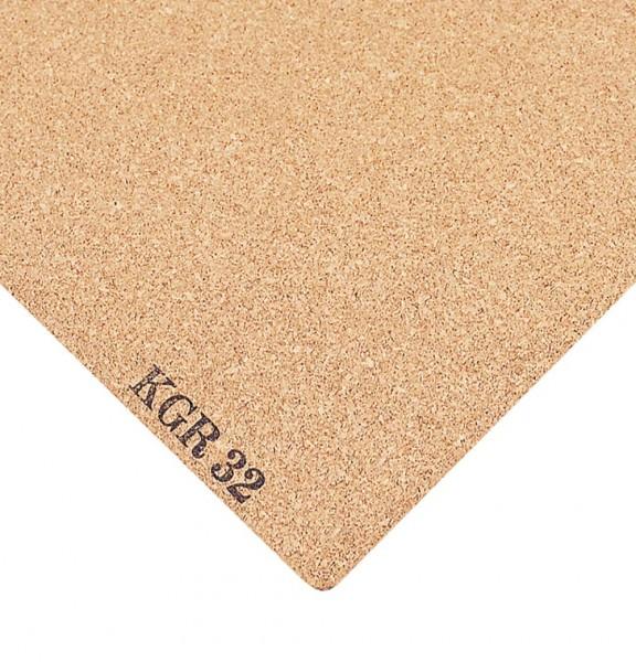Presskork Platte KGR 32 100 x 50 CM