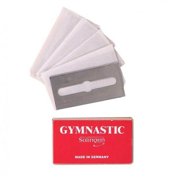 Taschenhobel - Lederhobel Ersatzklingen ( 5St)