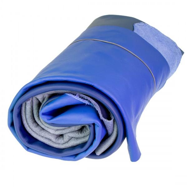 Lederstücke 1kg Blau, DIN A3