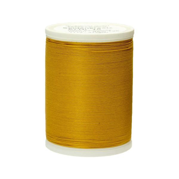 Gruschwitz Seidenersatz Schuhmacherfaden Nr. 10 goldgelb Farbnr 125