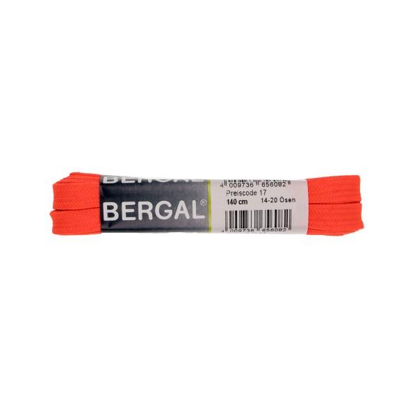 Bergal Sneaker Senkel 140cm ORANGE Schnürsenkel