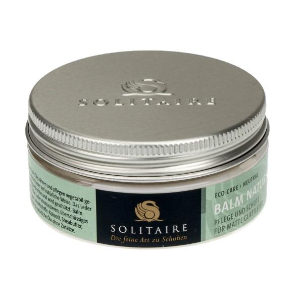 Solitaire Balm Naturelle Leder Pflege und Imprägnierung 75 ml Tiegel