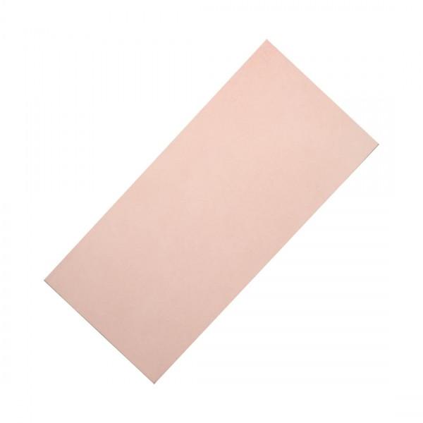 Vegetabiles Blankleder - Punzierleder M 140x300mm 2,5-3,0mm stark
