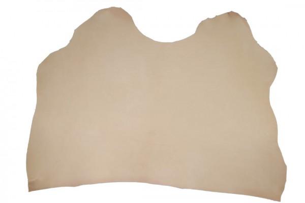 Vegetabiles Blankleder - Punzierleder ganzer Hals 2,5-3,0mm stark