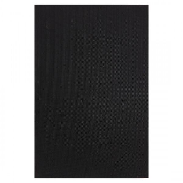 Sohlengummi 2 mm schwarz für Halbsohlen 20x30cm