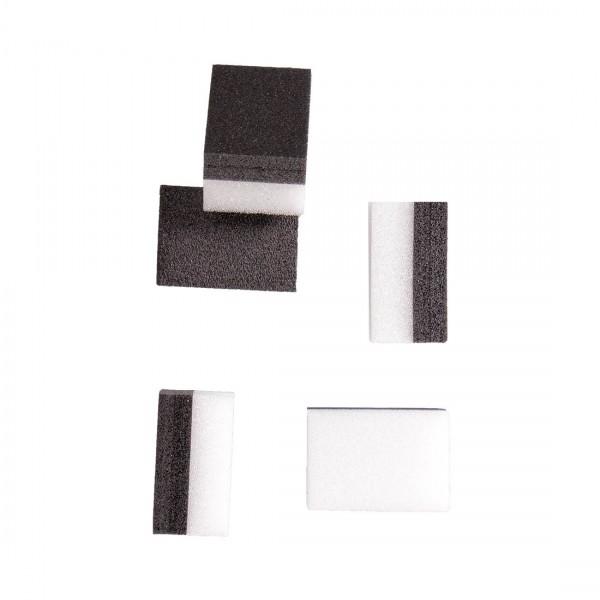 5 x Auftragsschwamm für Lederfarbe und Klebstoffe