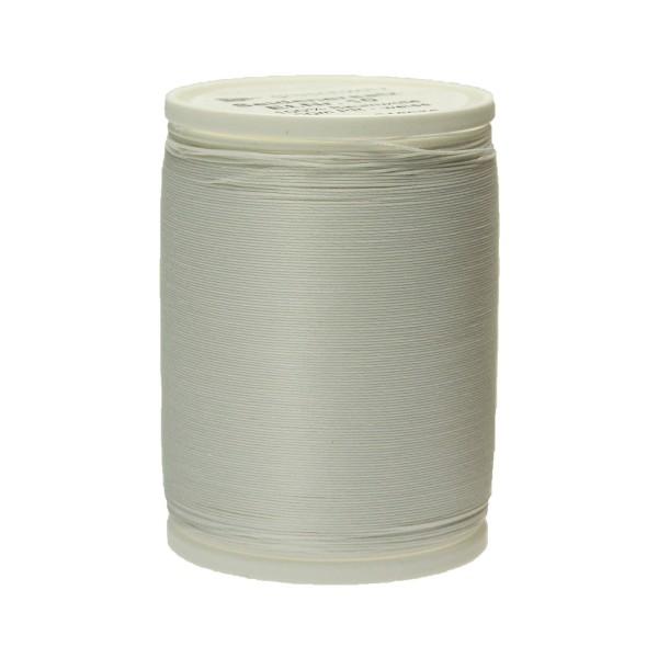 Gruschwitz Seidenersatz Nr. 10 Schuhmachergarn weiß / 200