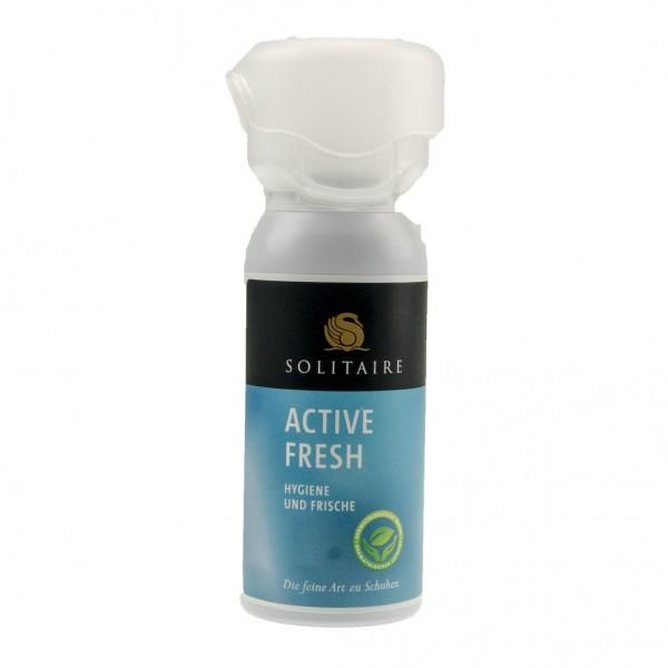 Solitair Active Fresh Schuhdeodorant Geruchsfresser Spray Schuh Deo
