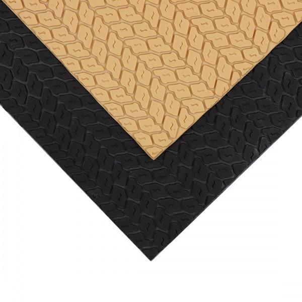Reifenprofil Sohlenplatten 90 x 120 x 5mm